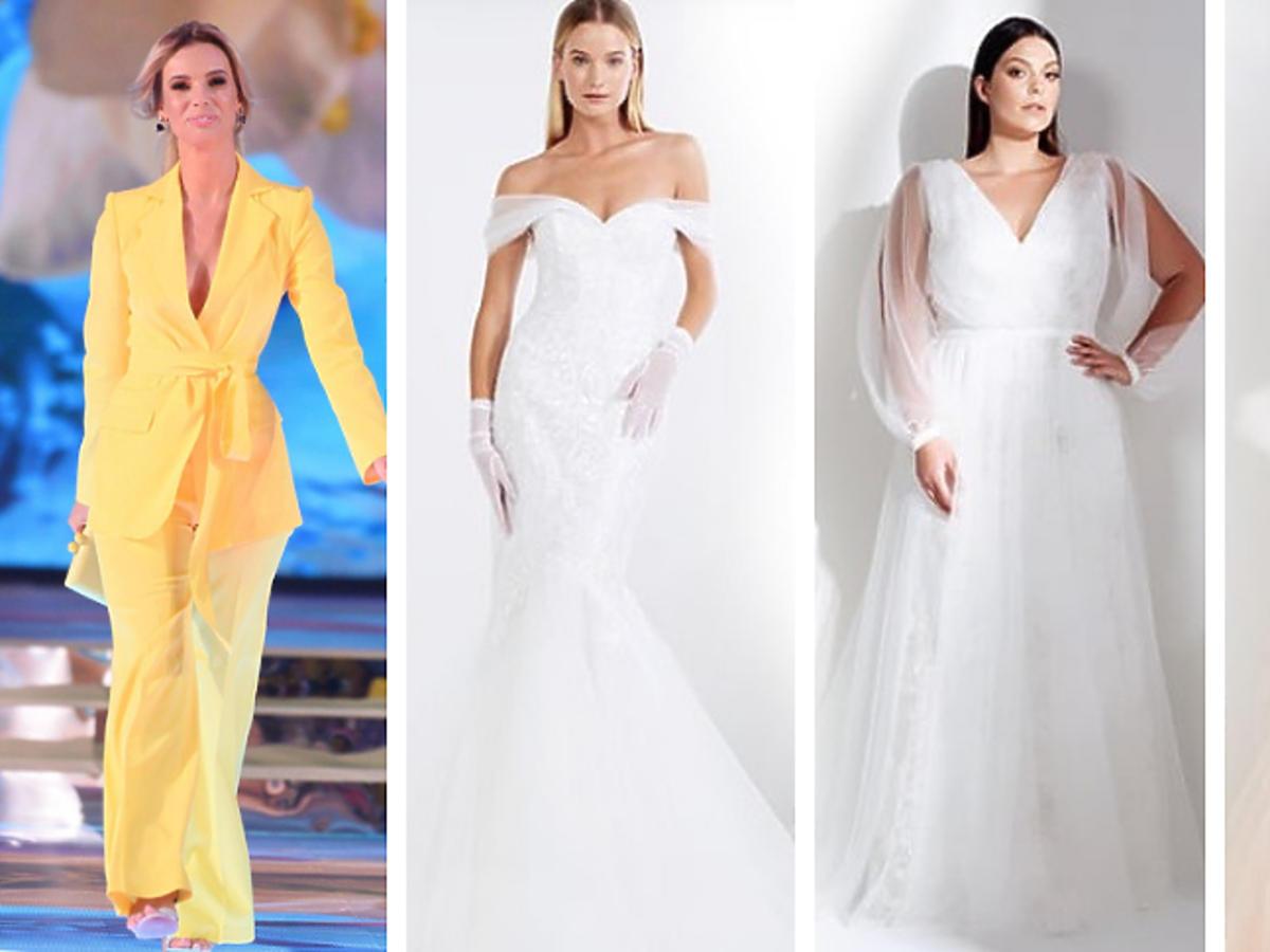 Kolekcja sukni ślubnych Izabeli Janachowskiej