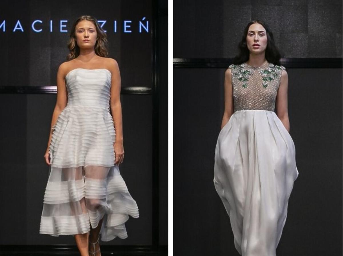 Kolekcja suknie ślubne Maciej Zień