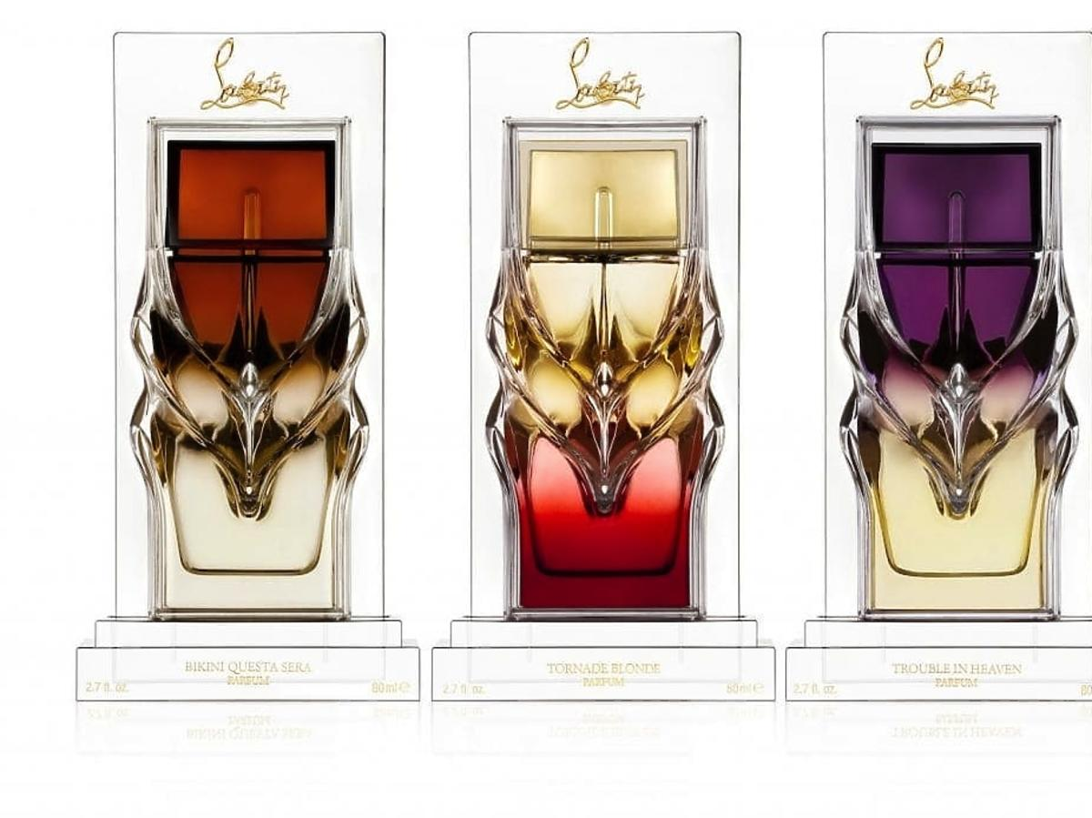 Kolorowe perfumy Perfumy Christian Loubutin