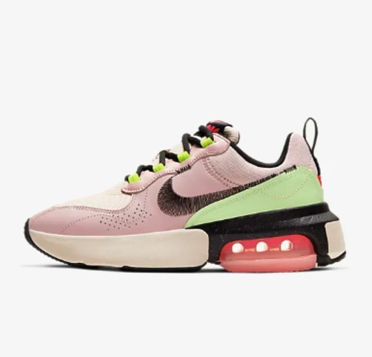 kolorowes sneakrsy Nike