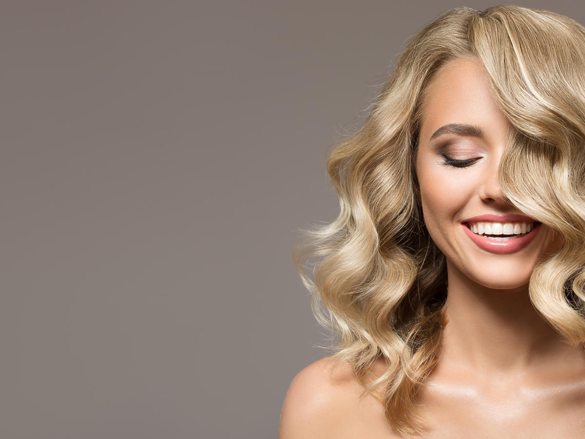 Koloryzacja - opal hair