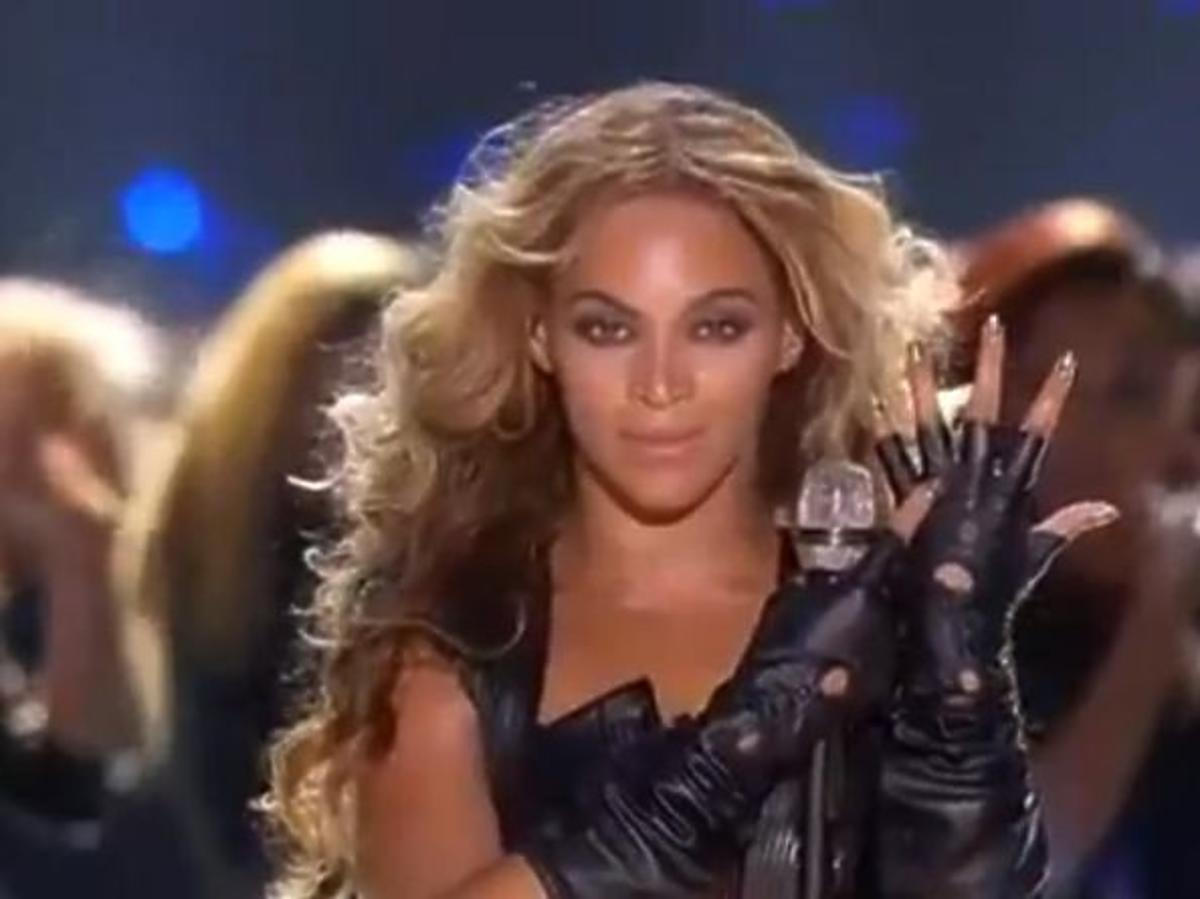 Koncert Beyonce Super Bowl 2013