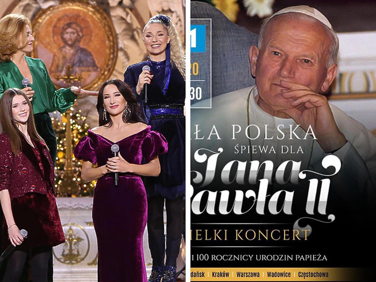 Koncert z okazji 100. urodzin papieża Polaka Jana Pawła 2. Kto wystąpi?