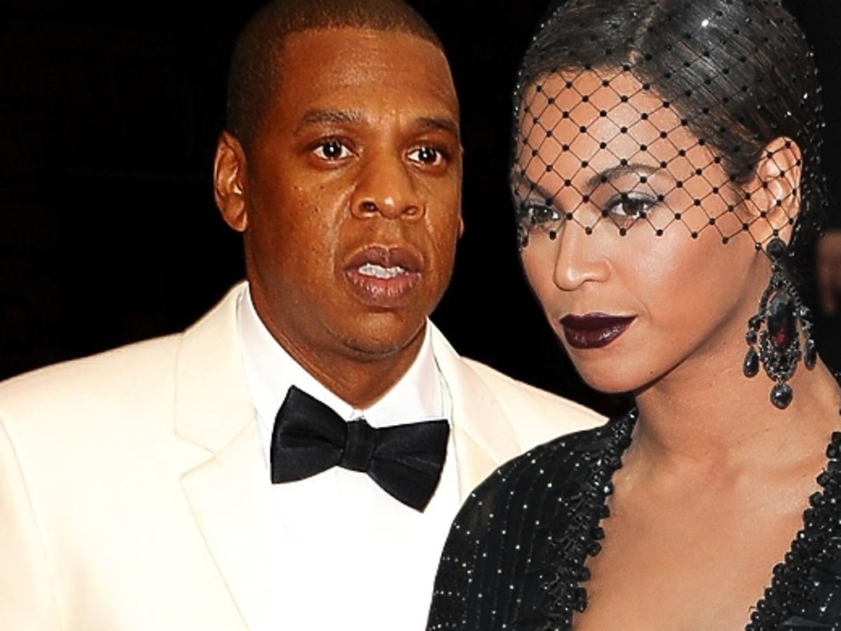 Konflikt Beyonce i Jaya-Z