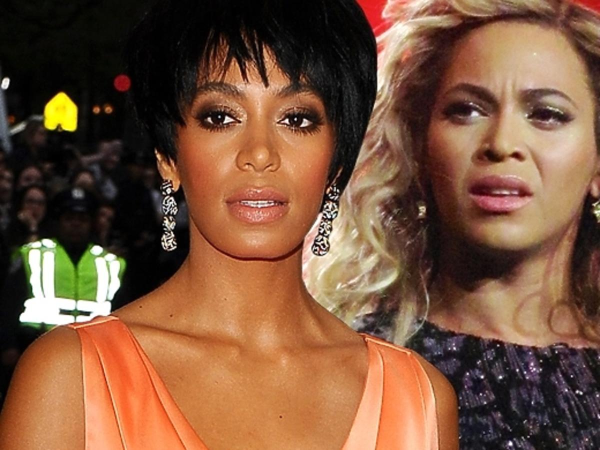 Konflikt Beyonce i Solange Knowles