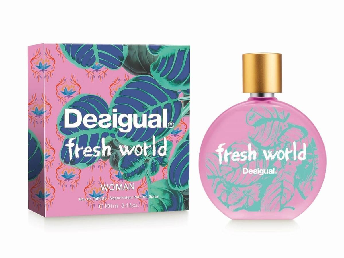 Konkurs urodzinowy Party.pl, wygraj perfumy Desigual Fresh World