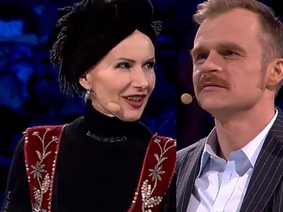Kora i Rogucki w Must Be The Music