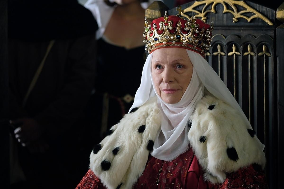 Korona Królów, zdjęcia z planu