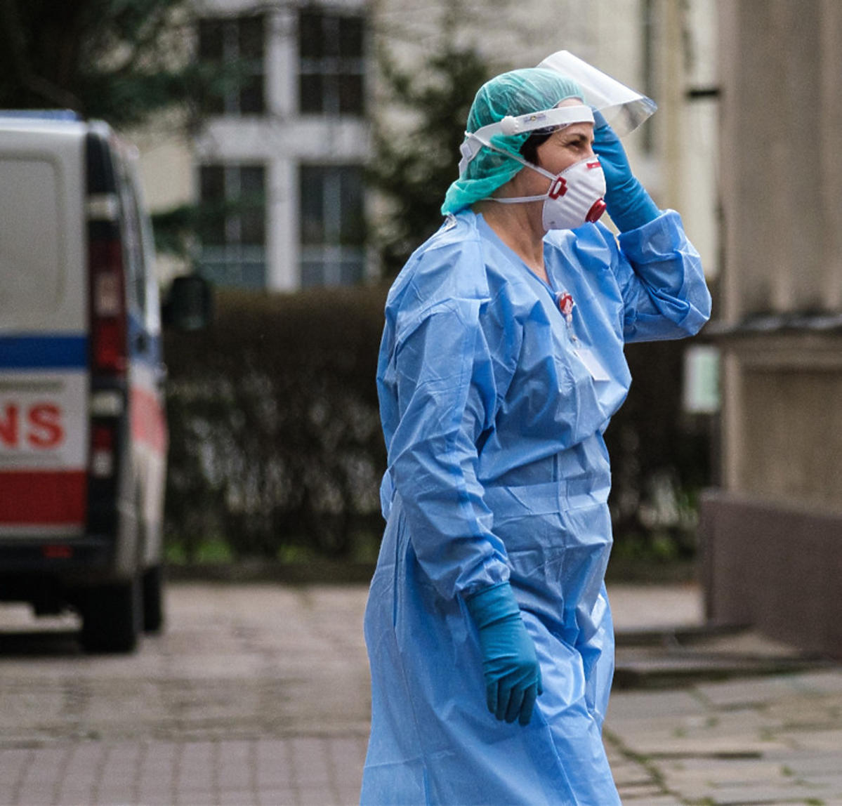 Koronawirus w Polsce - najmłodszy pacjent ma 7 miesięcy