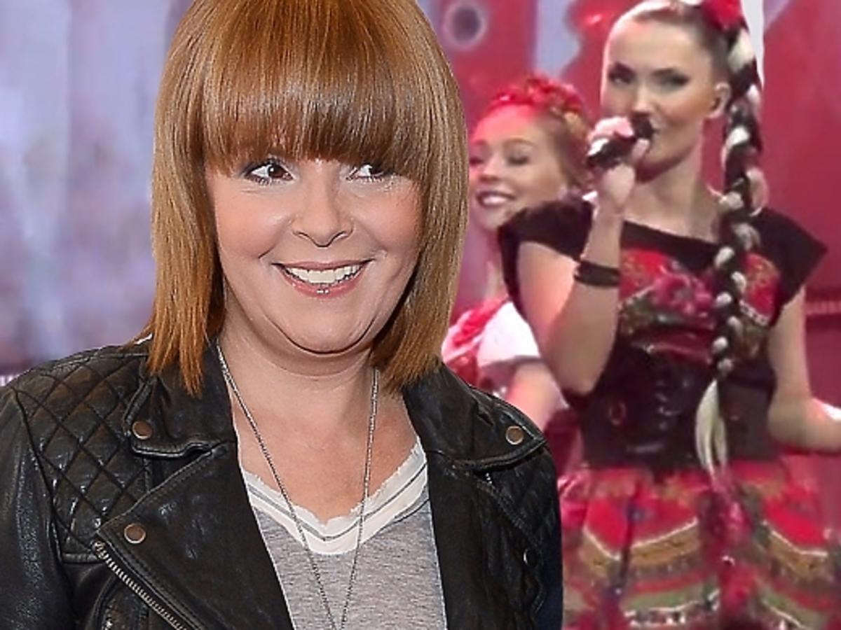 Korwin zachwycona Cleo na Eurowizji 2014