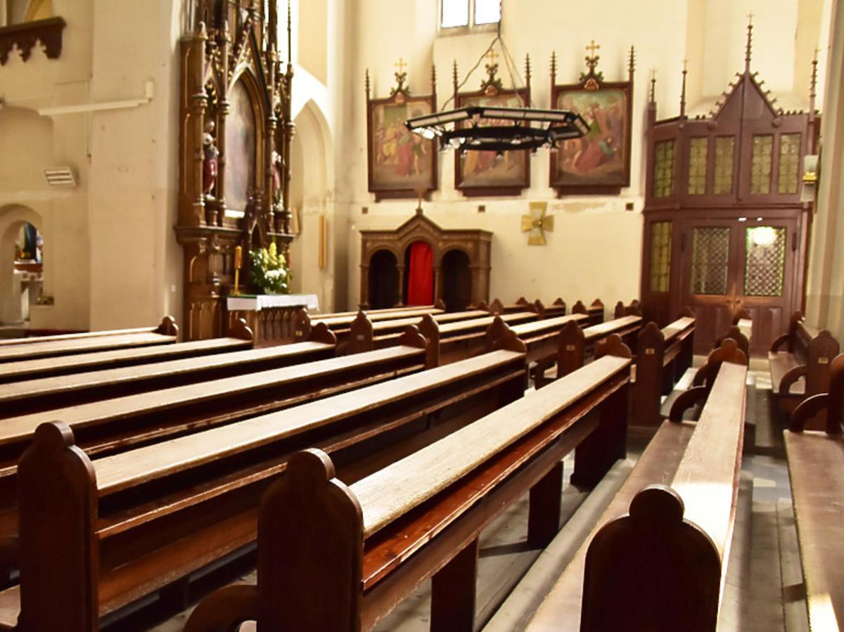 Kościoły, koronawirus