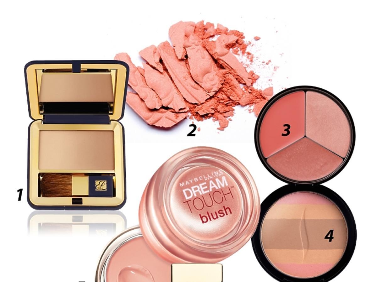 kosmetyki do makijażu, bronzer