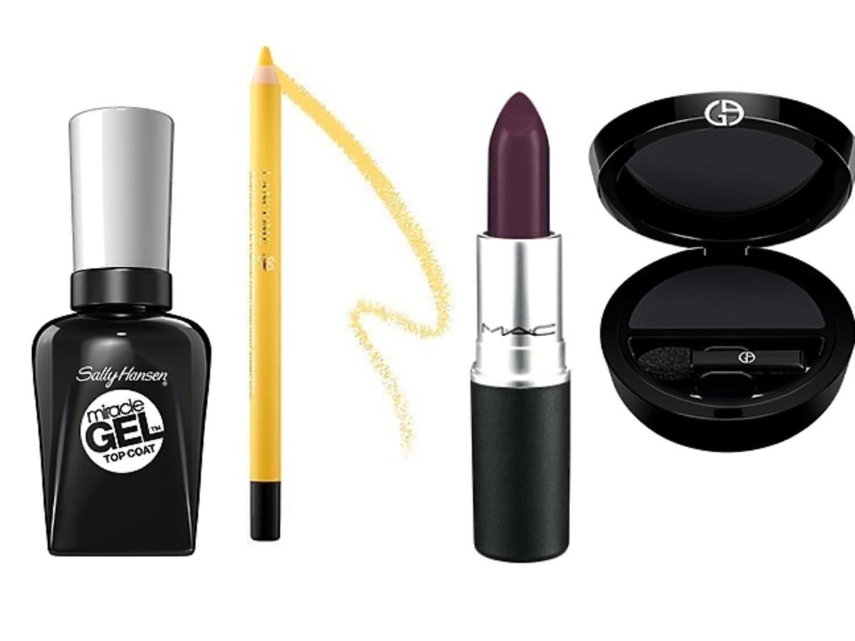 Kosmetyki - kolory na jesień 2015