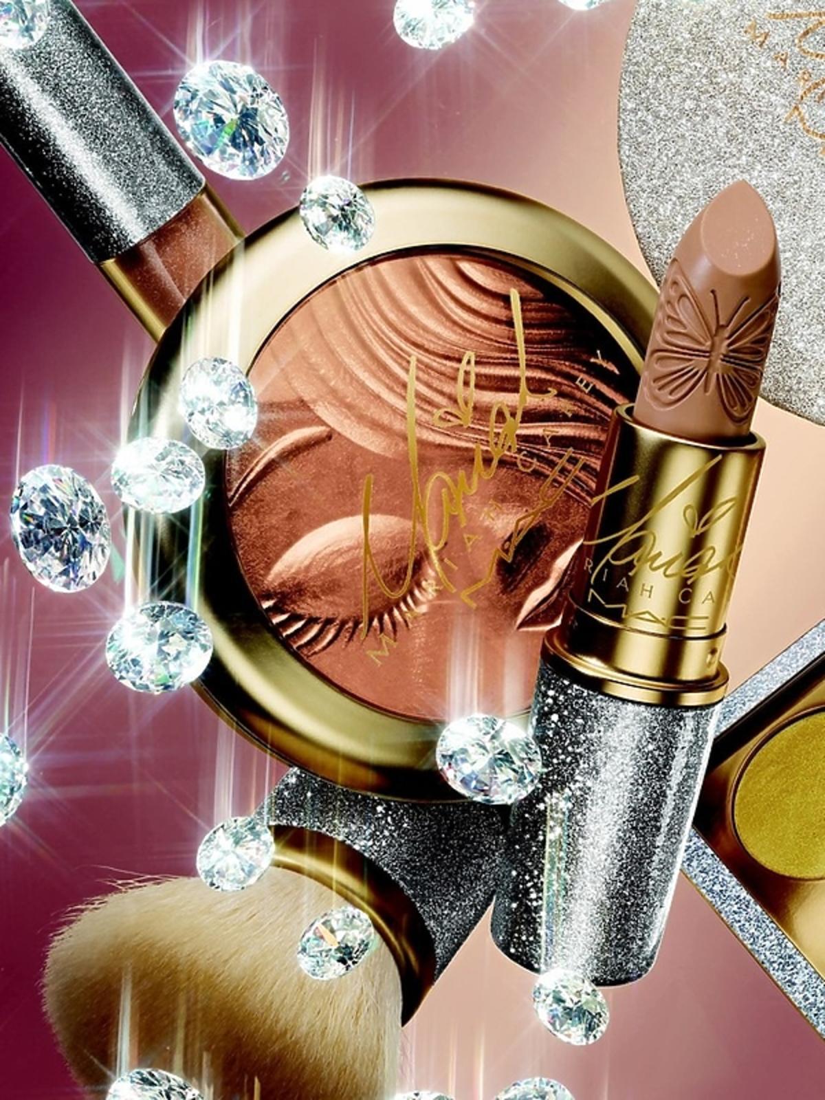 Kosmetyki Mariah Carey dla MAC