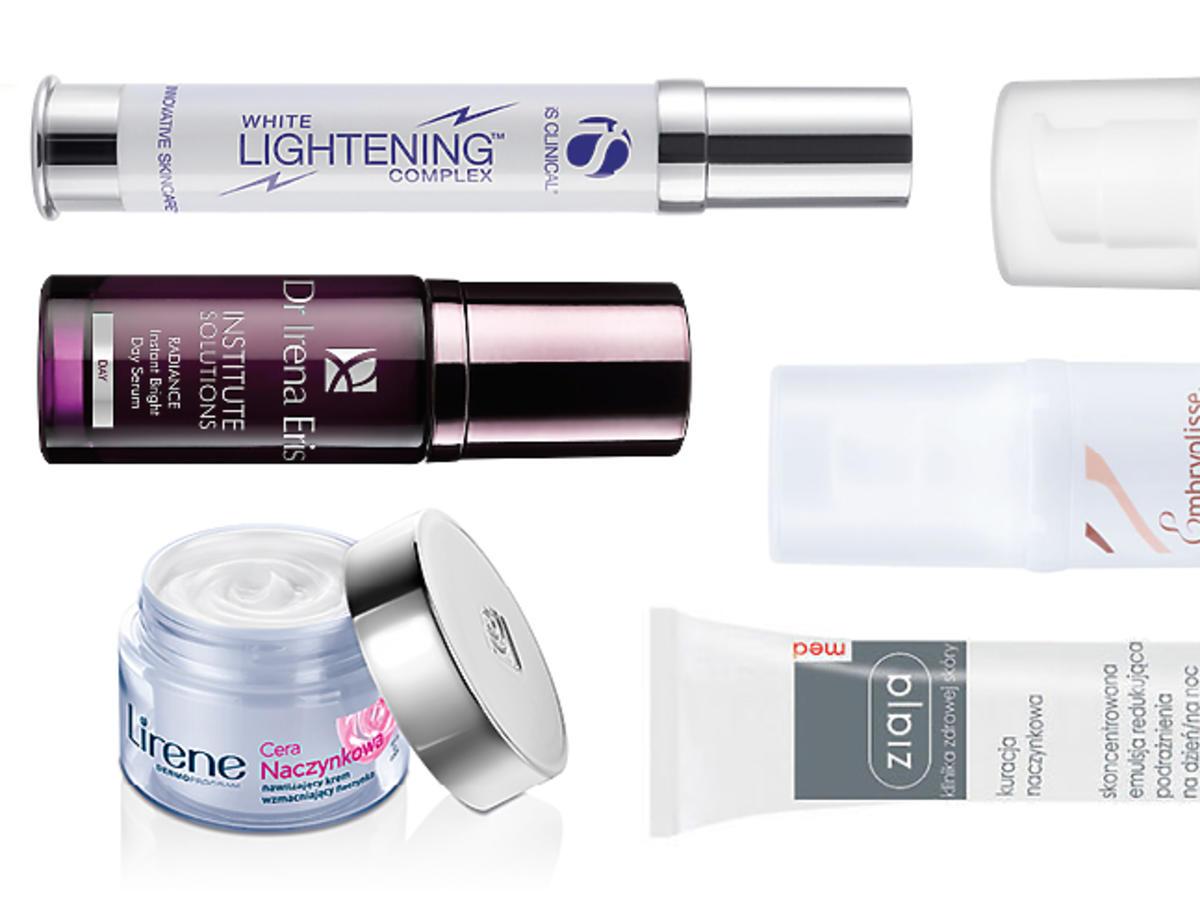 Kosmetyki na jesienne problemy ze skórą