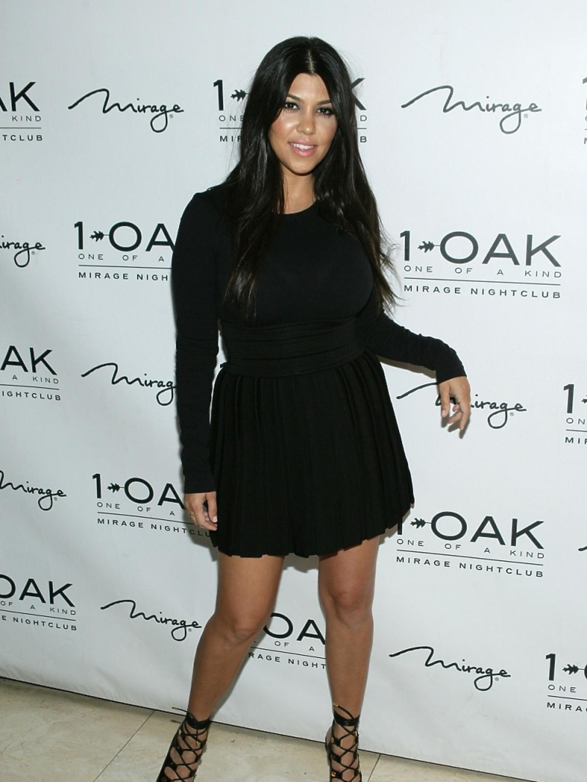 Kourtney Kardashian świętowała swoje urodziny