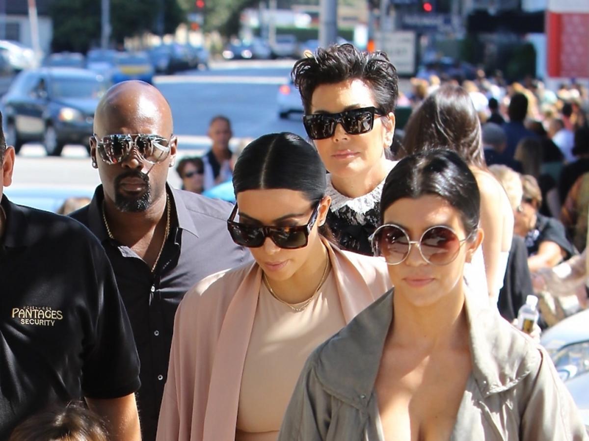 Kourtney Kardashian wraca z