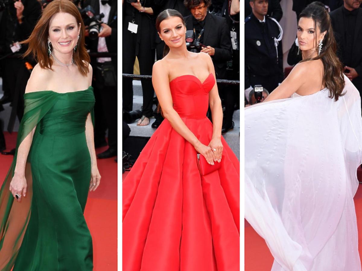 Kreacje gwiazd na festiwalu w Cannes 2019