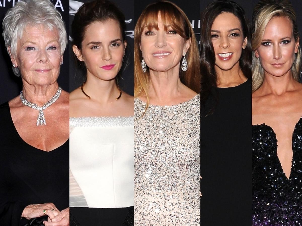 Kreacje gwiazd na rozdaniu nagród BAFTA 2014