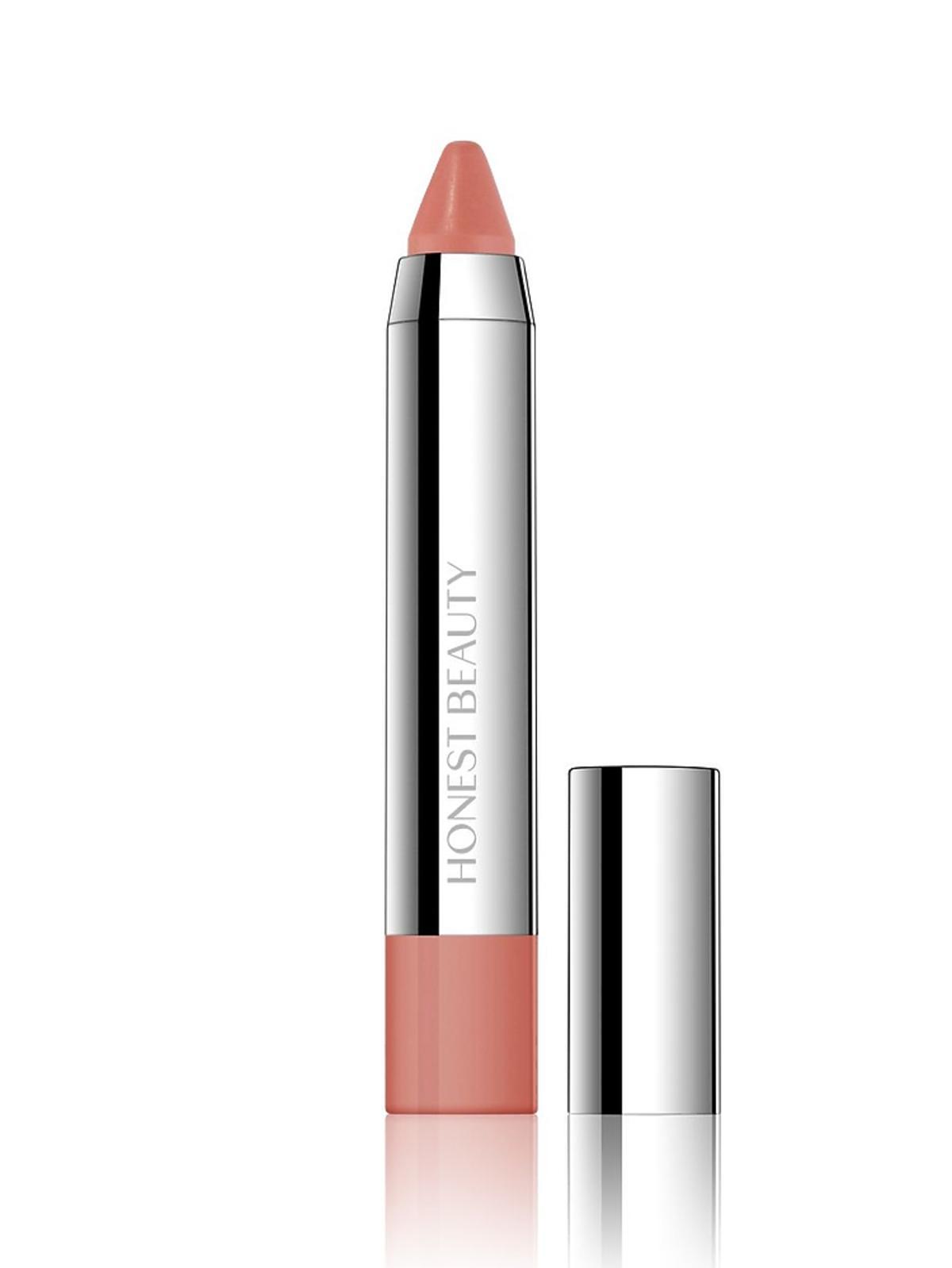 Kredka do ust Honest Beauty, Truly Kissable Lip Crayon w odcieeniu Sheer Chstnut Kiss, 65 zł