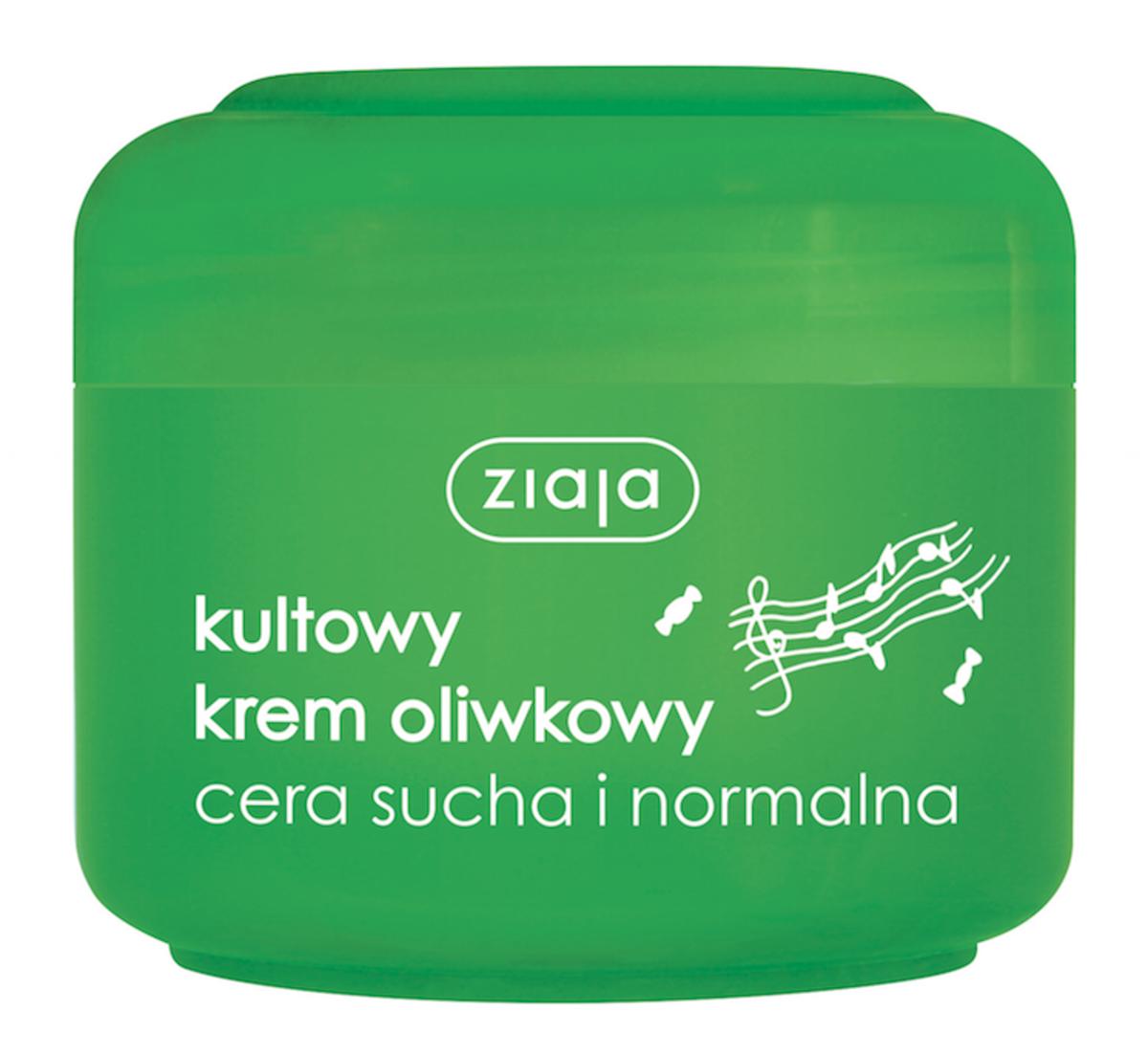 Krem oliwkowy, Ziaja