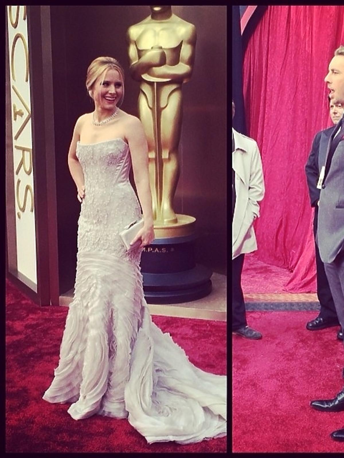 Kristen Bell Oscary 2014