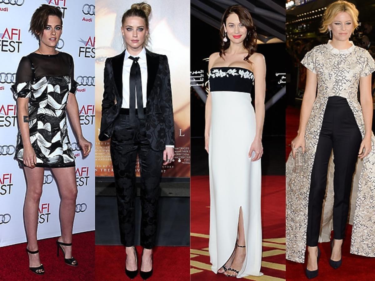Kristen Stewart, Amber Heard, Olga Kurylenko, Nicole Kidman, Elizabeth Banks