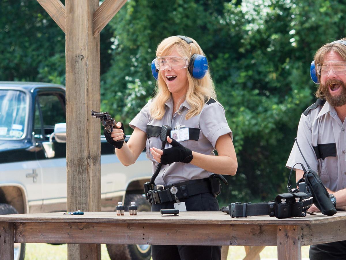 Kristen Wiig i Zach Galifianakis w filmie Asy bez kasy