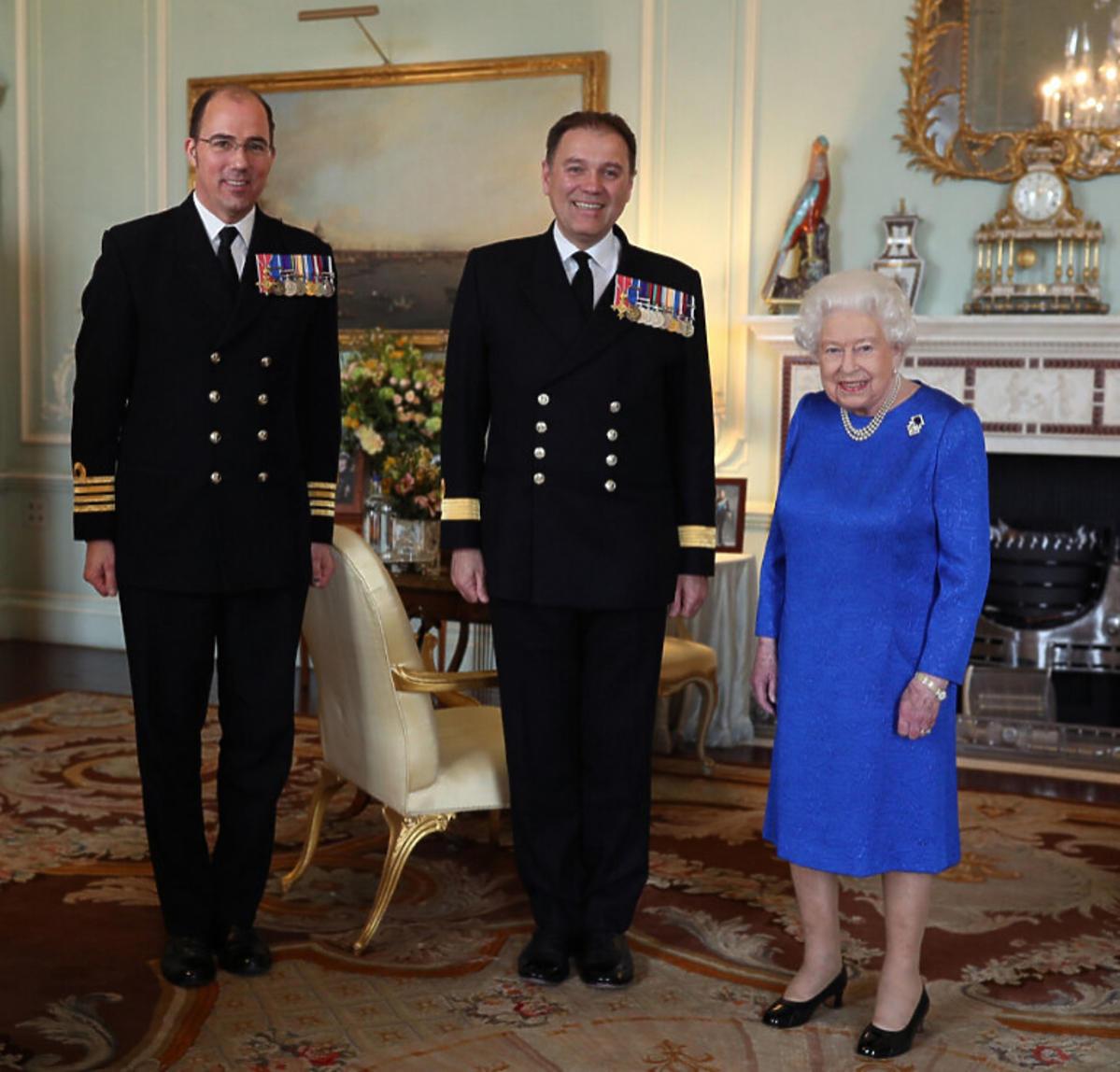 Królowa Elżbieta pracuje pomimo koronawirusa