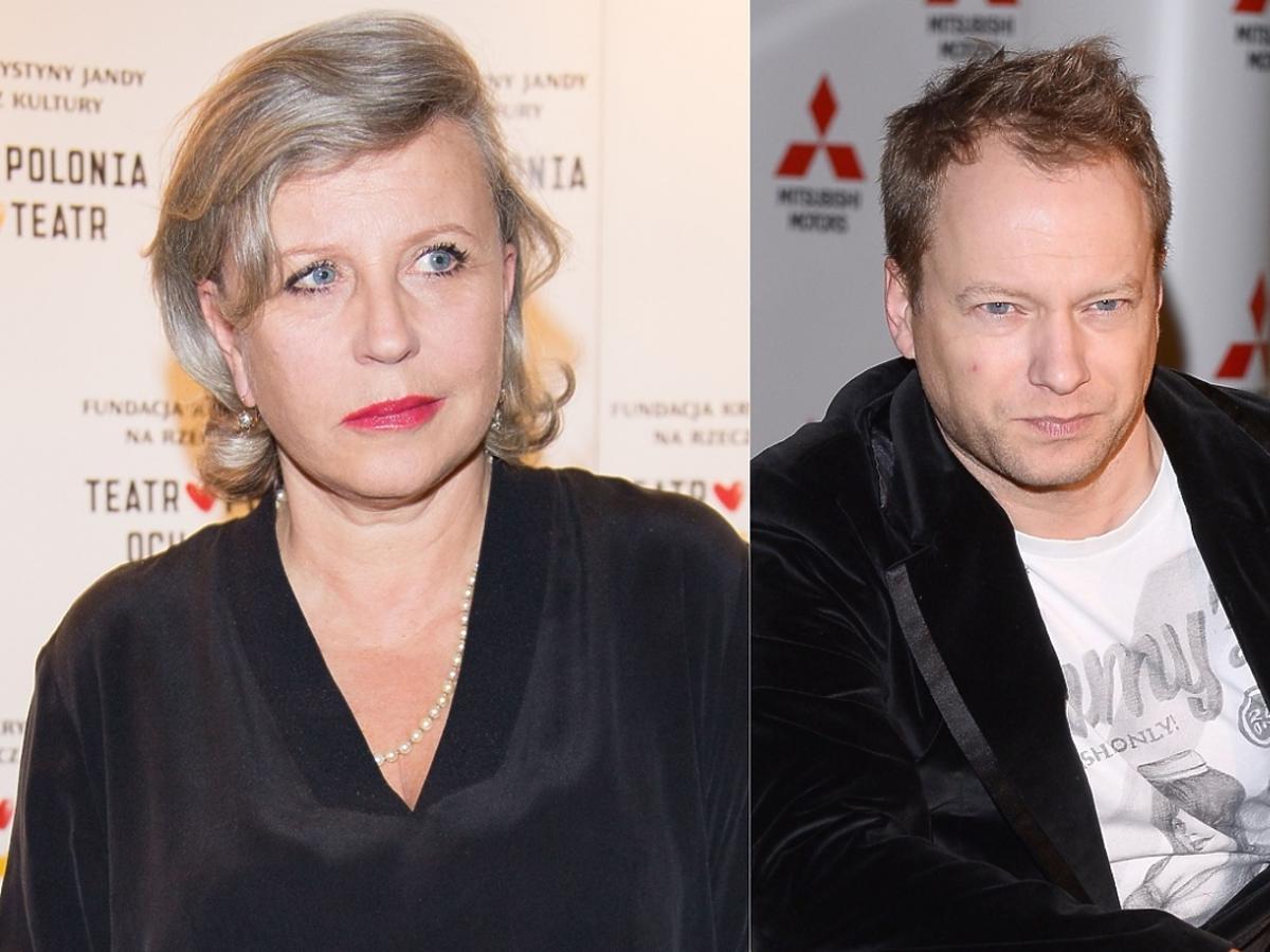 Krystyna Janda, Maciej Stuhr