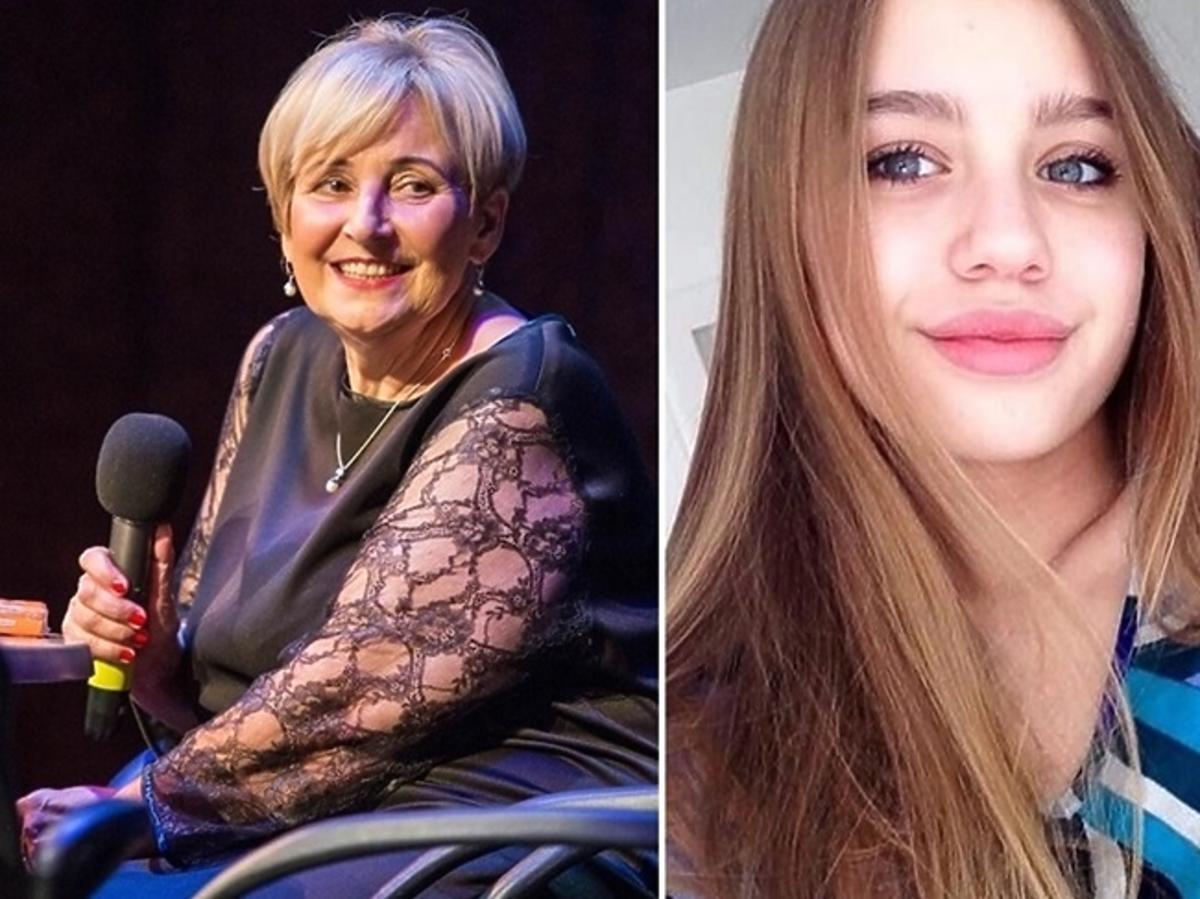 Krystyna Przybylska, Oliwia Bieniuk