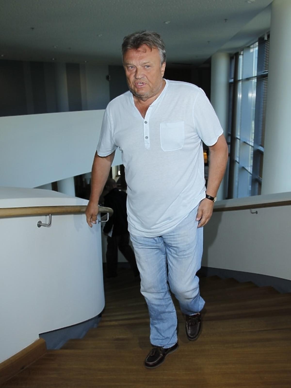 Krzysztof Cugowski podczas konferencji Sopot Top of the Top Festival 2013