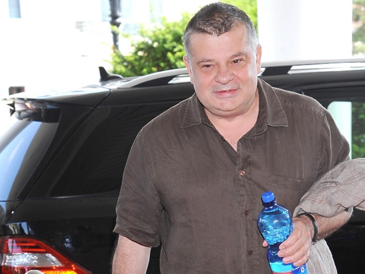 Krzysztof Globisz wrócił do pracy