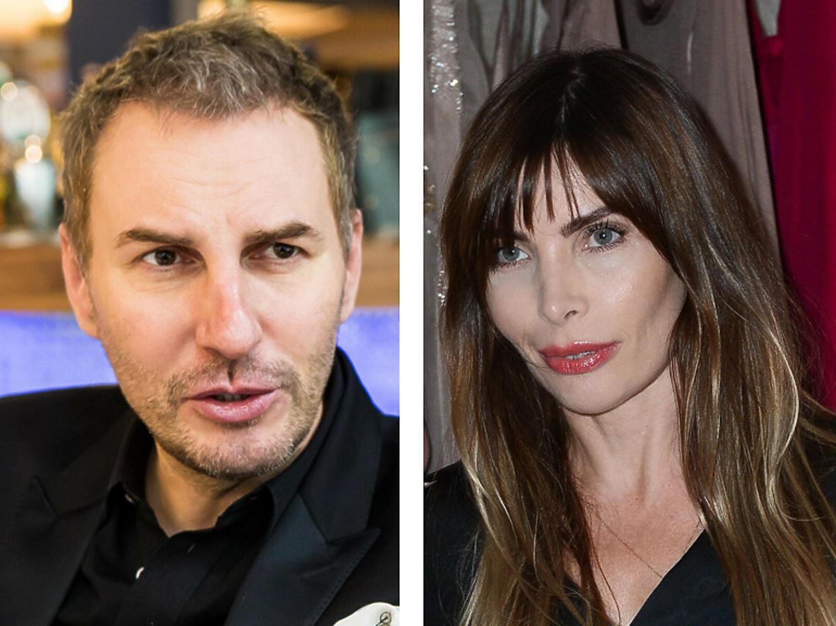 Krzysztof Gojdź i Agnieszka Dygant