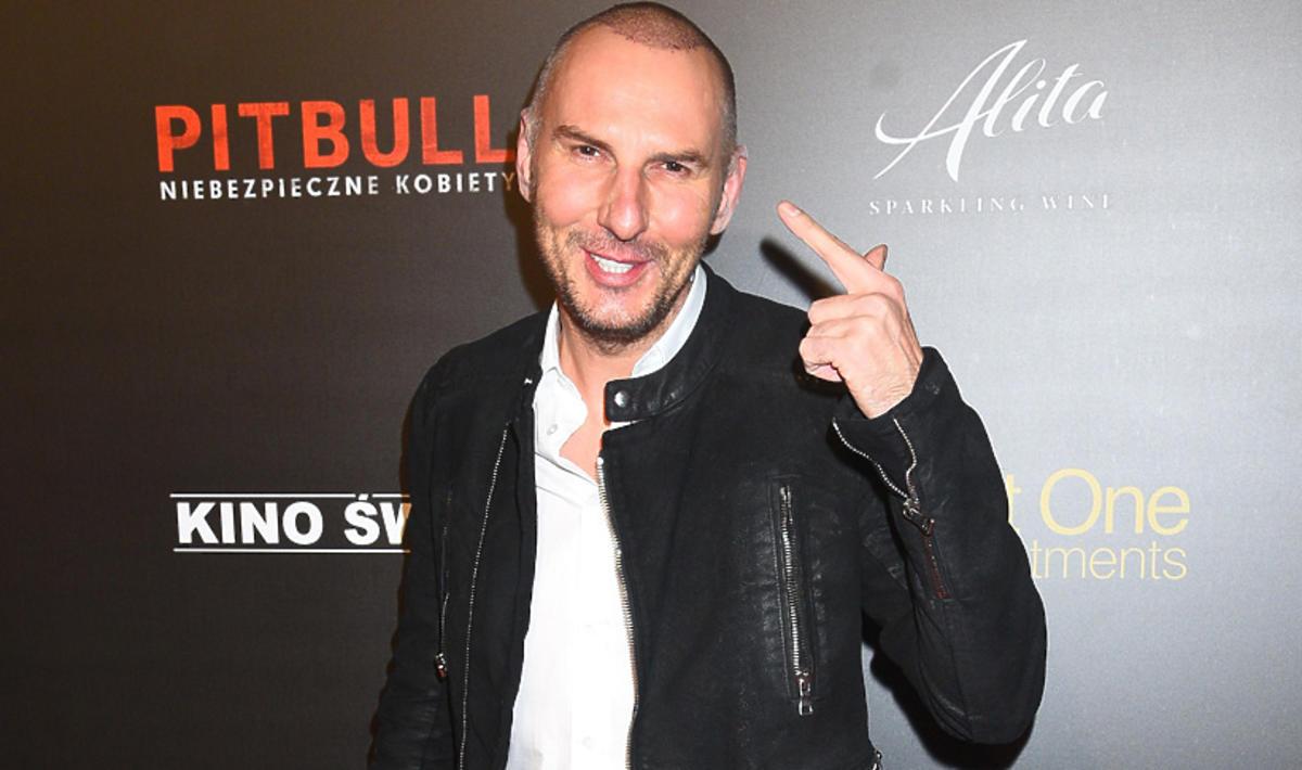Krzysztof Gojdź krytykuje gwiazdy powiększające usta