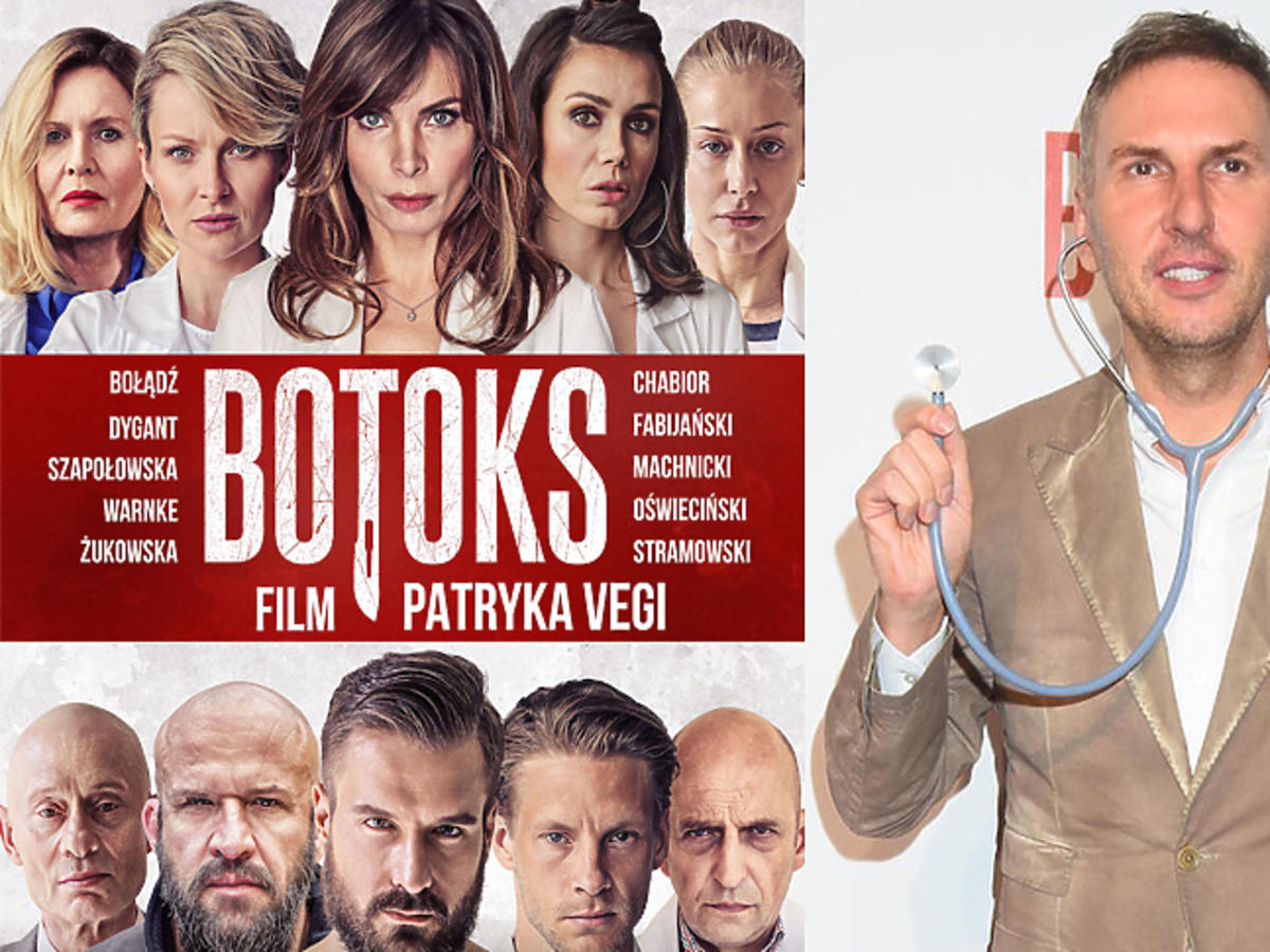Krzysztof Gojdź o Botoksie