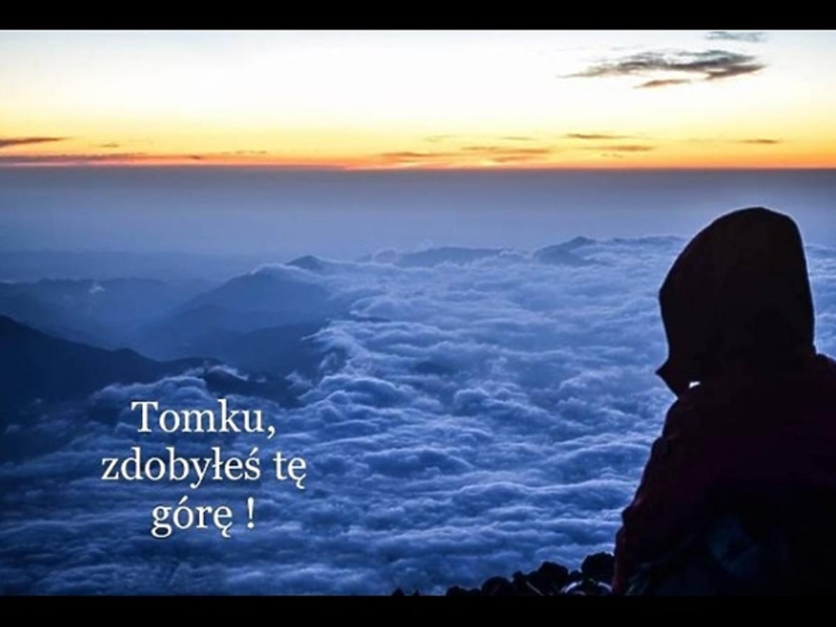 Krzysztof Ibisz żegna Tomasza Mackiewicza
