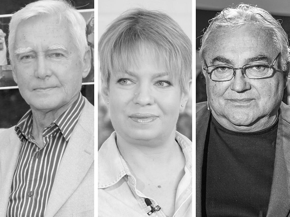 Krzysztof Kalczyński, Magdalena Scholl-Kalinowska, Janusz Kondratiuk