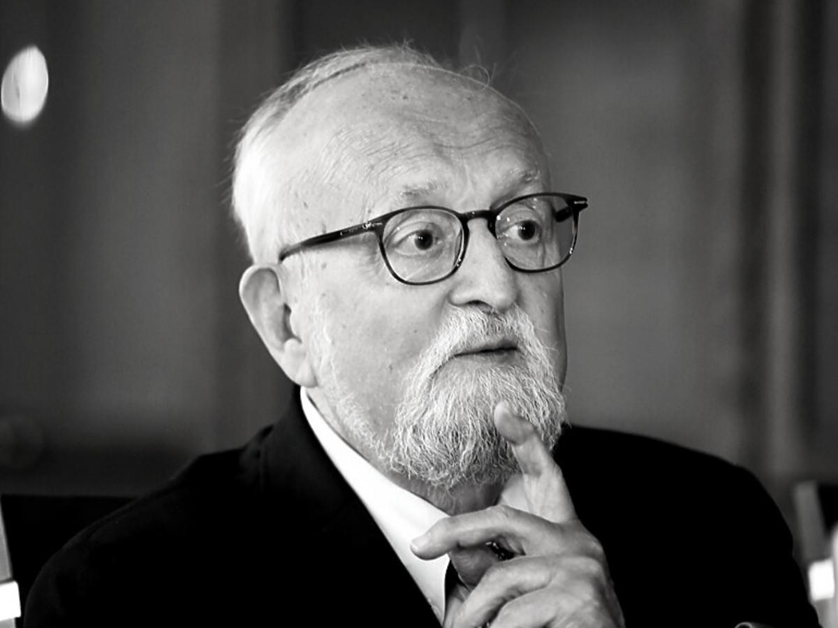 Krzysztof Penderecki nie żyje