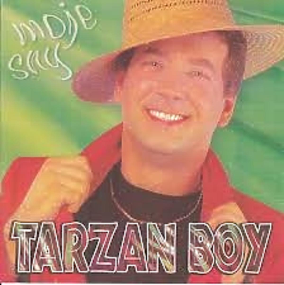 Krzysztof Rutkowski Tarzan boy