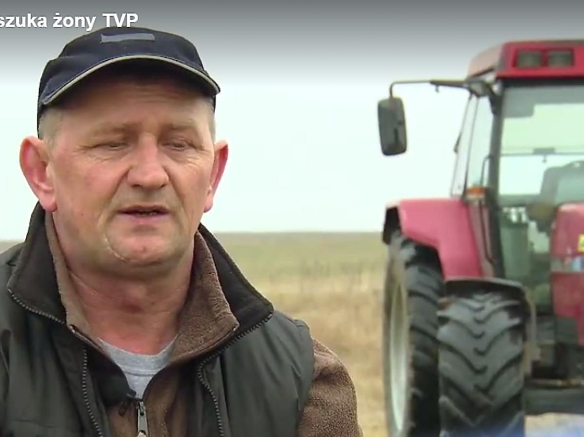 Krzysztof - uczestnik trzeciej edycji Rolnik szuka żony