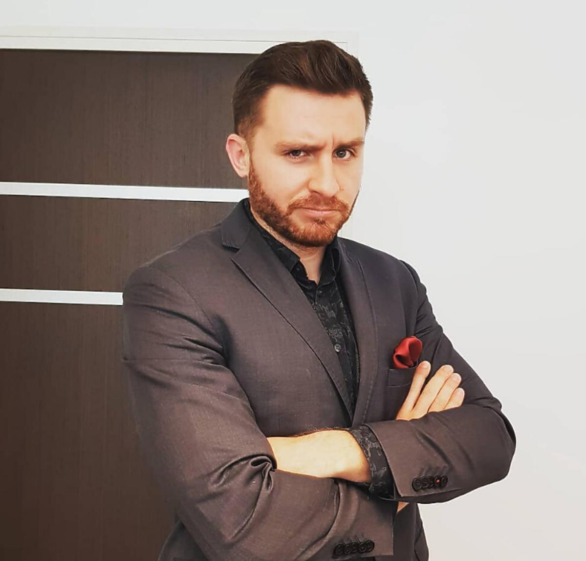 Krzysztof Ufnal z
