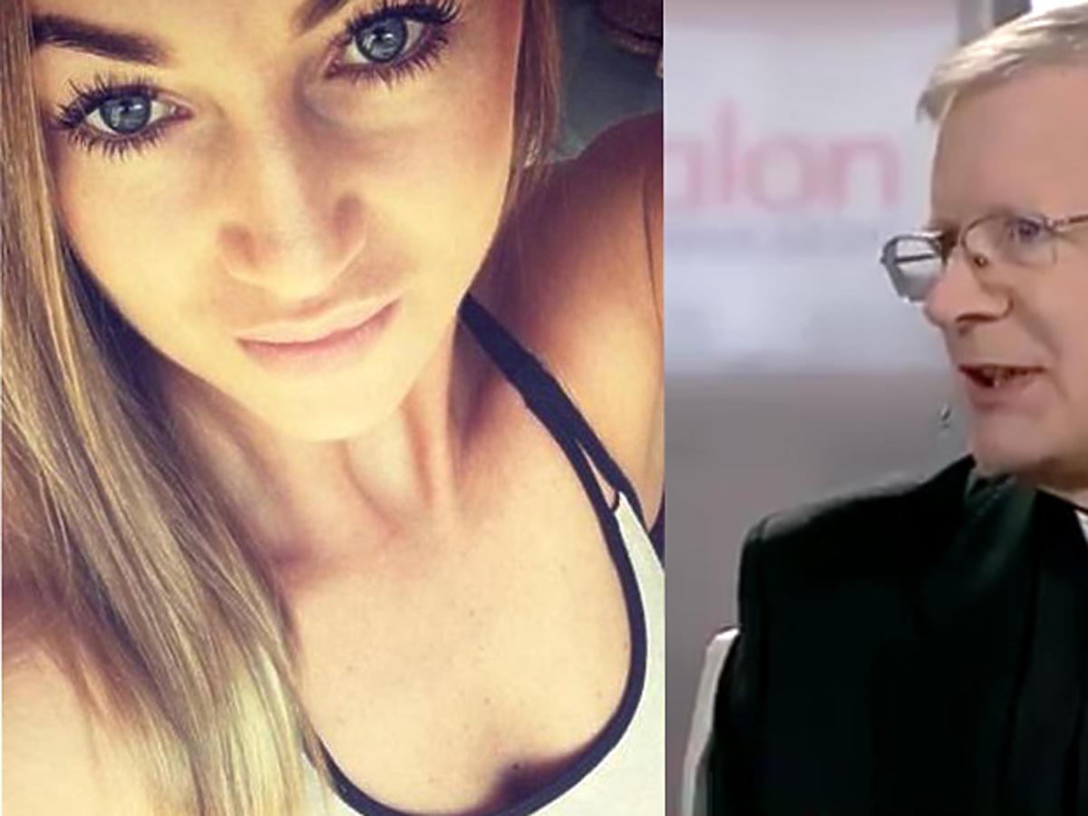Ksiądz Henryk Zieliński o śmierci Magdaleny Żuk w TVP