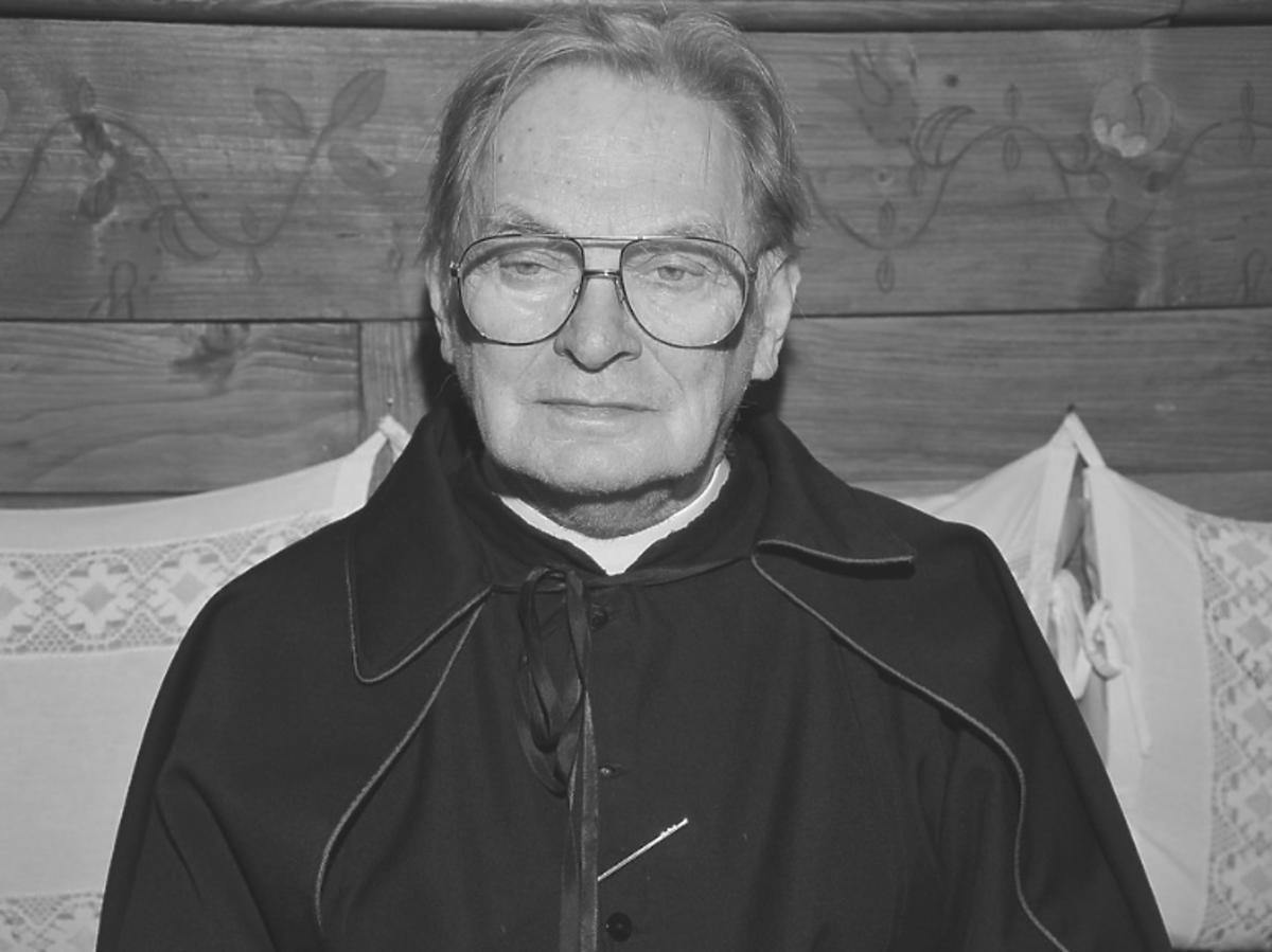 Ksiądz Kazimierz Orzechowski nie żyje