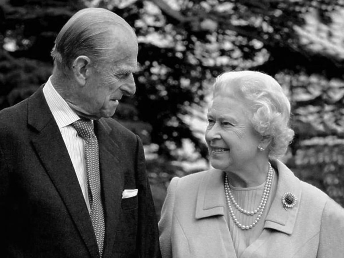 Książę Filip, mąż królowej Elżbiety II nie żyje