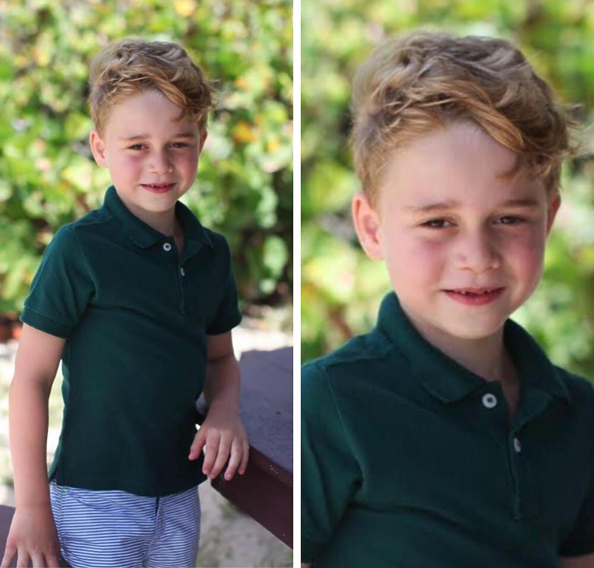 Książę George 6. urodziny