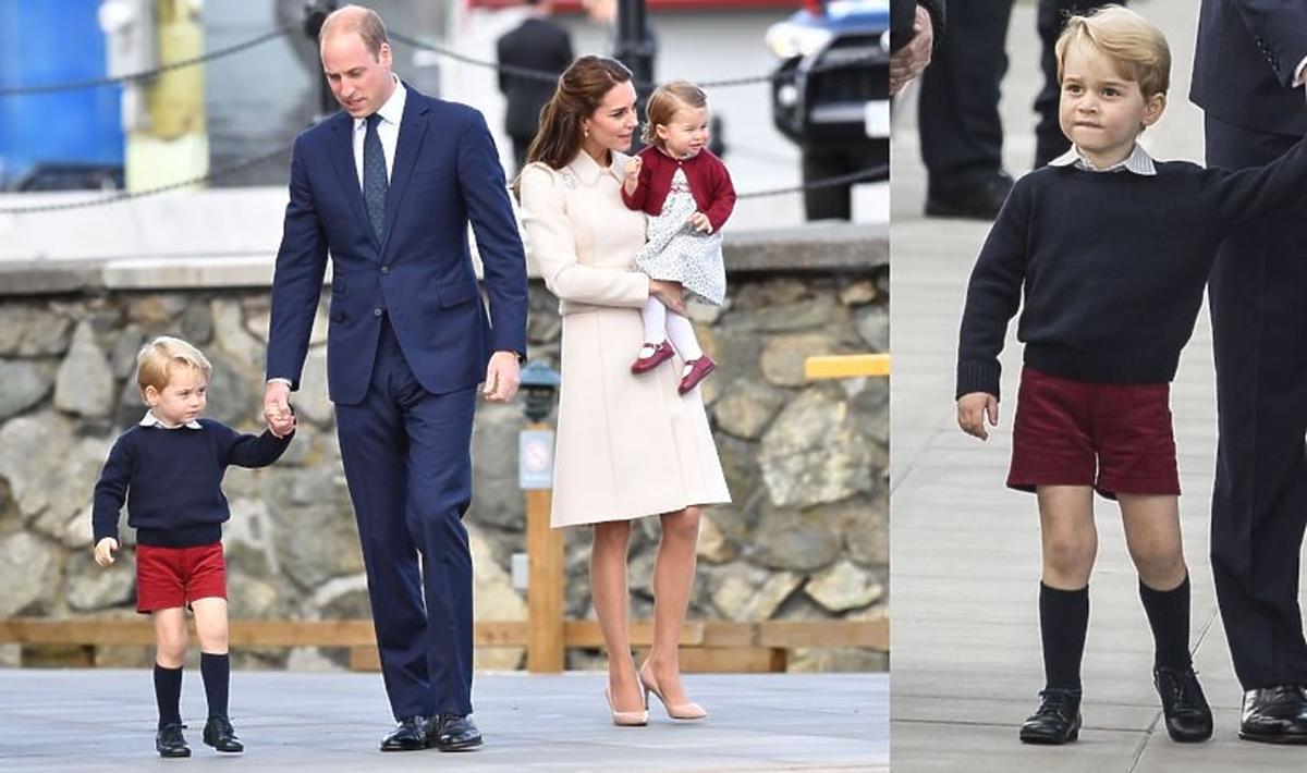 Książę George rozpocznie naukę w szkole