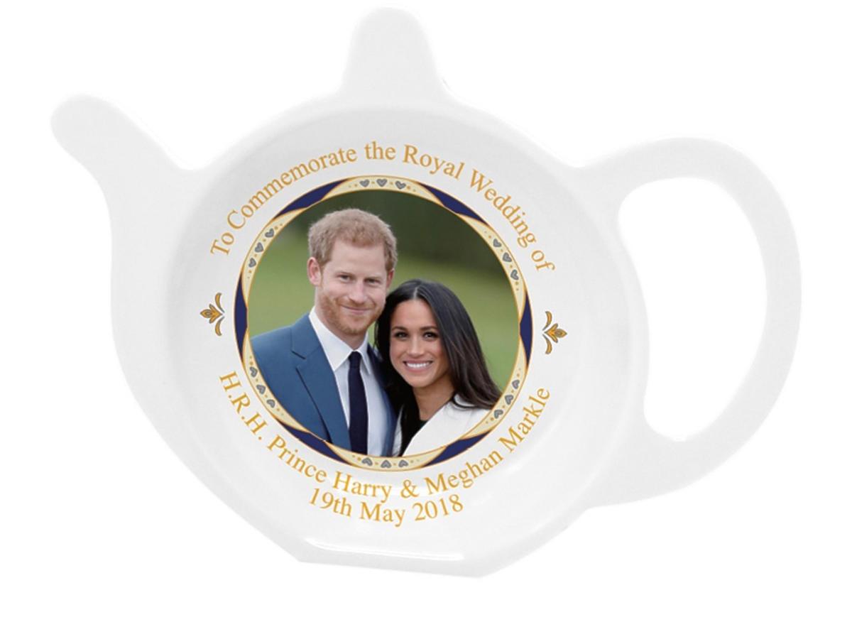 Książę Harry i Meghan Markle - pamiątki ślubne