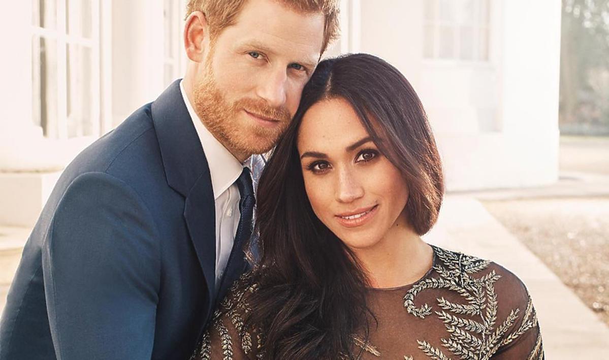Książę Harry i Meghan Markle - sesja zaręczynowa