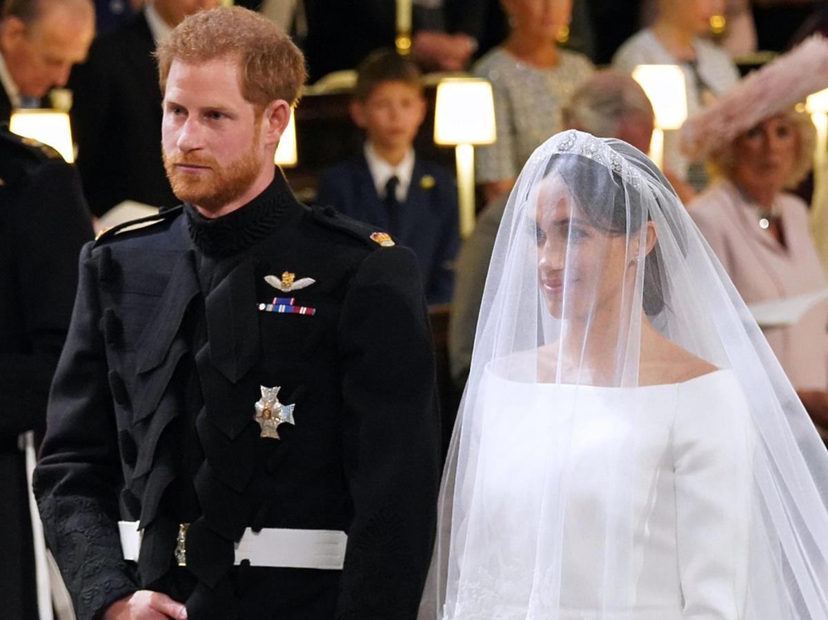 Książę Harry i Meghan Markle wzięli ślub